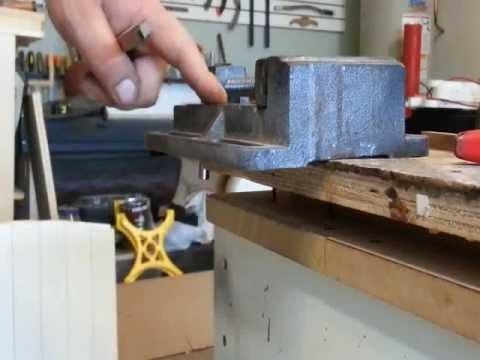 woodworking tips - make super easy wood dowels