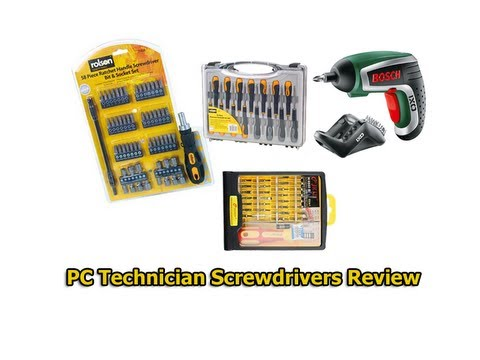PC Technician Screwdrivers Review