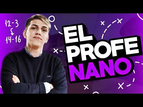 EL PROFE NANO ft. @ElcanaldeJoaco, @Unicornio, Lepo y Mourtha