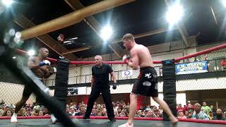 Pyramid Fights 3: AJ Cunningham Vs Solo Hatley - MMA FIGHT VIDEO