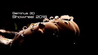 Geminus 3D's Showreel