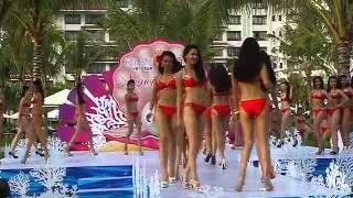 Hoa Hậu Việt Nam 2014 - Phần Thi áo Tắm Bikini