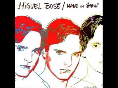 Miguel Bosé Panama Connection