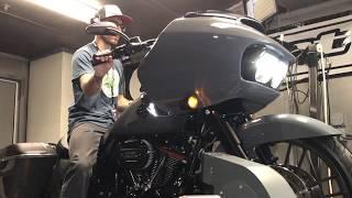 3. 2018 Harley Davidson CVO Road Glide Dyno