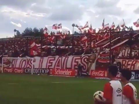 El lobo tiraba tiros porque es cagon - Los Leales - Estudiantes de La Plata