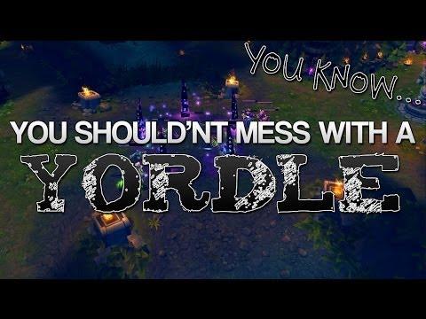Tekst piosenki Instalok - Yordle po polsku