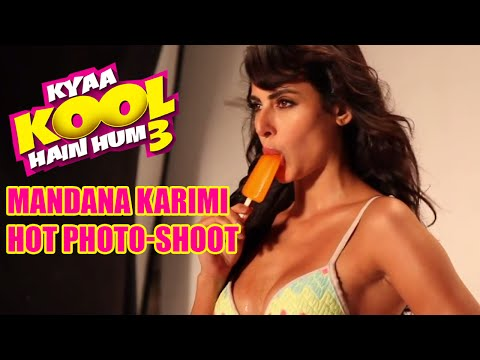 Video Mandana Karimi Hot Photo-shoot || Kyaa Kool Hain Hum 3 download in MP3, 3GP, MP4, WEBM, AVI, FLV January 2017