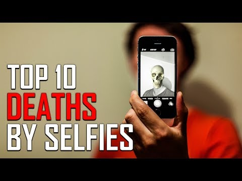 Video Top 10 People Died Because Of a Selfie download in MP3, 3GP, MP4, WEBM, AVI, FLV January 2017