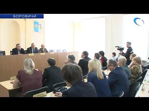 24 марта к руководству Боровичским районом приступит новый Глава