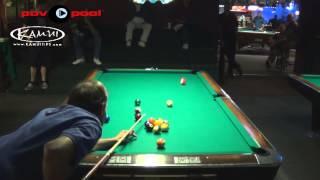 FINAL MATCH - Golden Cue One Pocket - Santos Vs Wayne