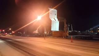 Laurel (MT) United States  city images : Laurel Montana grain elevator demolition