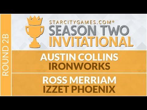 SCGINVI: Round 2b - Austin Collins vs Ross Merriam [Modern]
