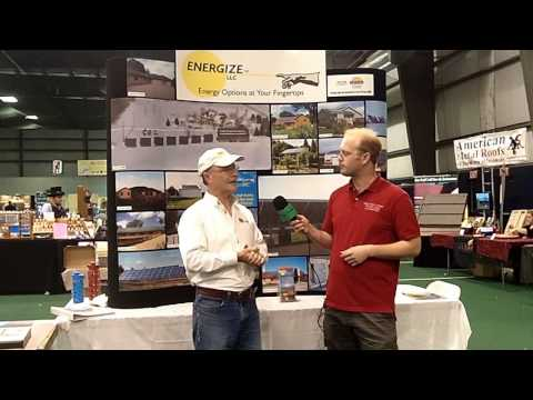 Custom Solar Power for Your Home – Wisconsin Prepper Expo – The Wisconsin Vegetable Gardener