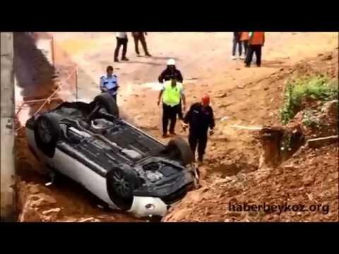 Beykoz'da Çavuşbaşı'nda trafik kazası
