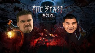 Video AJ & OJ Play The Beast Inside [SCARY HORROR GAME!] MP3, 3GP, MP4, WEBM, AVI, FLV Juni 2019