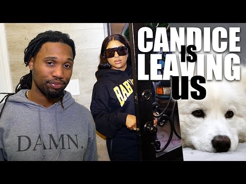 Candice is Leaving us !! **SAD**