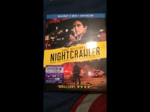 Blu Ray Unboxing Nightcrawler