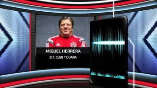 Miguel Herrera le respondió a Ricardo Ferretti en TVC Deportes Al Día