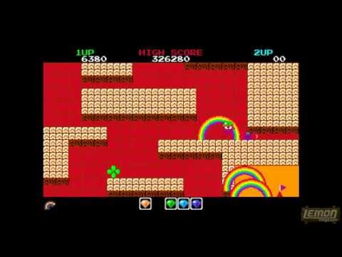 play rainbow islands amiga