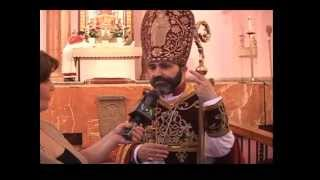 Armenian-Romanian Community welcomes Bishop Datev Hagopian