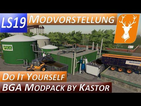 Modulare BGA  Pack v1.0.0.0