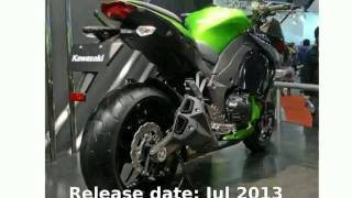4. 2013 Kawasaki Ninja 1000 ABS -  Transmission Specification Details Features Engine motorbike
