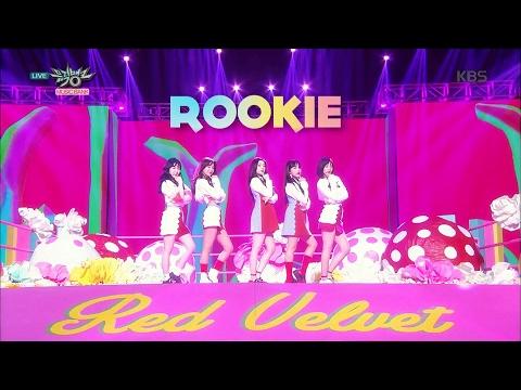 뮤직뱅크 Music Bank - 레드벨벳 - 루키 (Red Velvet - Rookie).20170203