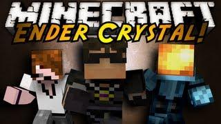 Minecraft: Ender Crystal Part 1!