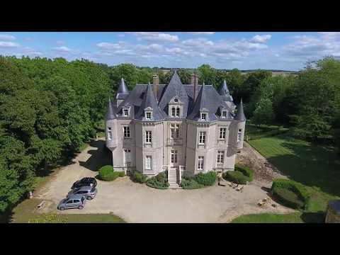 Lost treasure of the secret Chateau