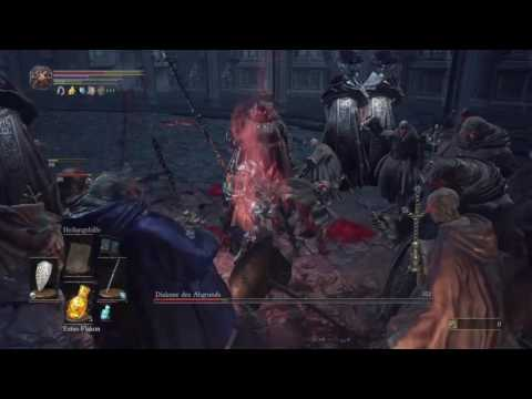 Dark Souls 3 - Deacons of the Deep (Sorcerer)