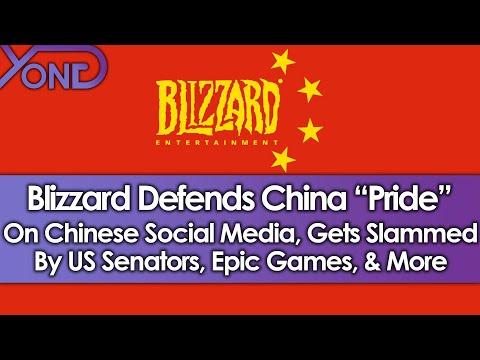 Blizzard Defends China
