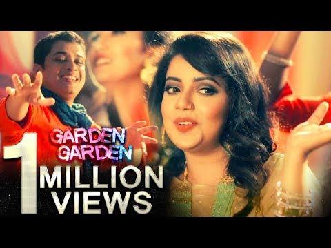 Garden Garden | Kona & ZooEL | Bibek | Bangla new song 2017