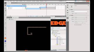 Create a Flash CS5 Intro Movie with Motion and Easing - Part 2