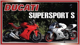 7. 2018 Ducati SuperSport S - A Monster in Panigale Clothing