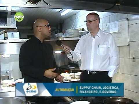 Entrevista com Maurício Fernan, Chef do Restaurante Marco's. - Bloco 2