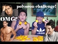 Polvoron Challenge  Look Alike of Alden Richards Piolo Pascual and Coco Martin waptubes