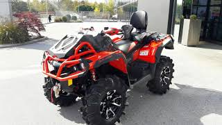 4. 2018 Can Am Outlander X MR 1000R - Do you notice the difference??