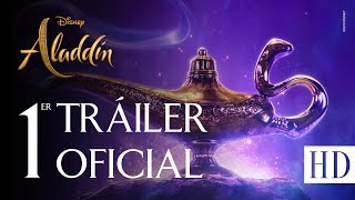 Aladdín, de Disney – Tráiler oficial #1 (Subtitulado)