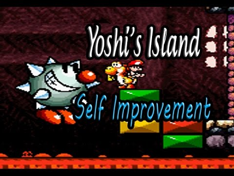 Lack Of Self Improvement In Society: Yoshi's Island