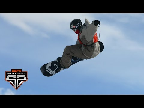 How does Shaun White get such huge air? | Sport Science | ESPN Archives