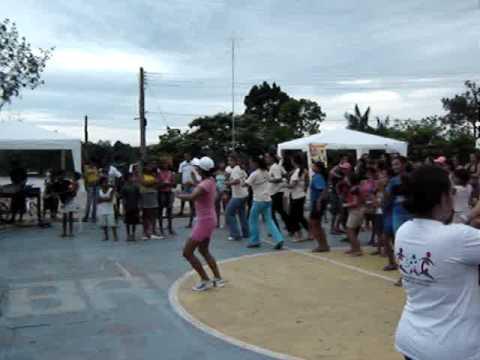Dançando Toada em carauari