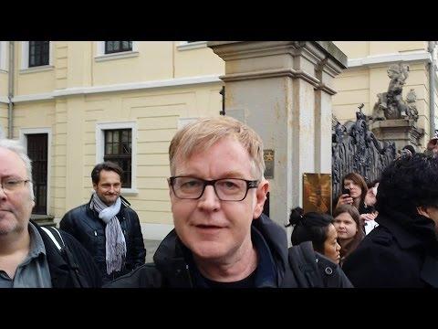 Depeche Mode Andy Fletcher Peter Gordeno Kempinski Dresden 13.02.2014 (видео)