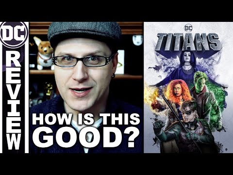 Titans Season 1 Review - How Did This End Up GOOD?!?!
