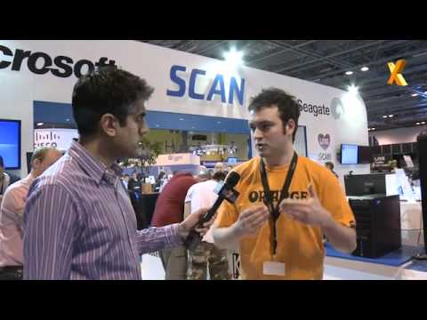 Gadget Show 2011 – Orange OPC rolls amplifier and PC into one