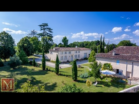 Beautiful Bordeaux Vineyard / Winery SOLD by Vineyards-Bordeaux - vineyard transaction specialists