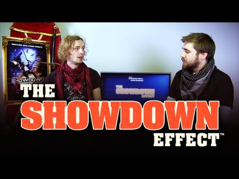 The Showdown Effect Gets Cast Trailer