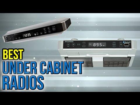 6 Best Under Cabinet Radios 2017
