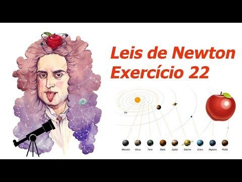 Peso ideal - Leis de Newton - Exercício 22 - Cálculo do Peso