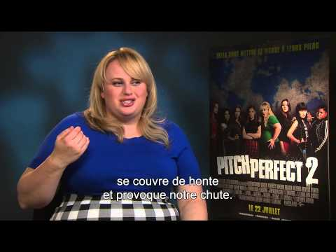 Pitch Perfect 2 / Interview : Rebel Wilson [Actuellement au cinéma]