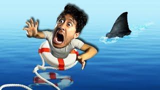 I STILL HATE THE OCEAN!!   Raft: MEGA UPDATE